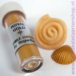 Pudrová SGF - Royal Gold (perleťová)