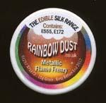 Pudrové Rainbow dust (15g)