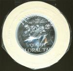 Floristická páska biela šírka 1cm